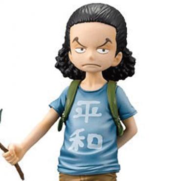 One Piece - Figurine Lucci...