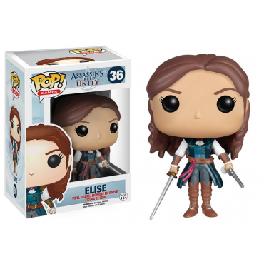 Assassin's Creed - Figurine Elise Funko POP