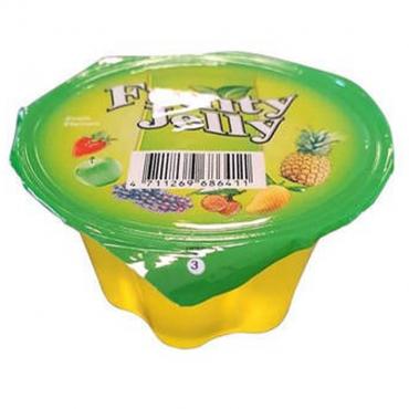 Fruity Jelly Goût Ananas