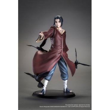 Naruto - Figurine Uchiwa Itachi DXTRA