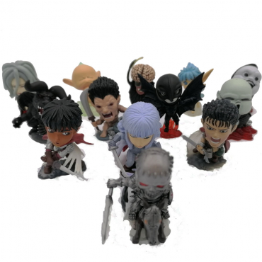 Berserk - Mini Figurine Casca