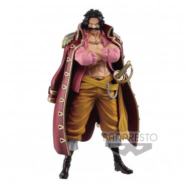 One Piece - Figurine Gol D....