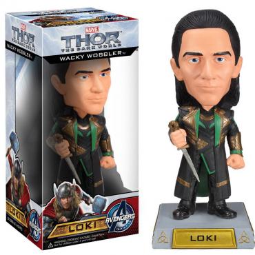 Avengers - Figurine Loki...