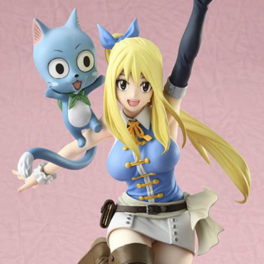 Fairy Tail - Figurine Lucy...