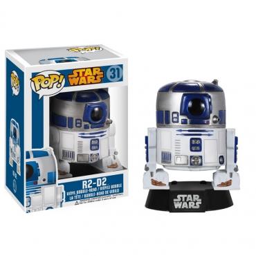 Star Wars - Figurine R2D2 POP