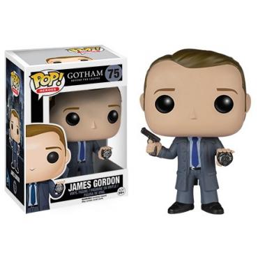 Gotham - Figurine James Gordon POP