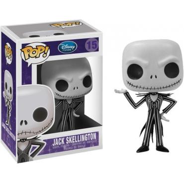 Disney - Figurine Jack Skellington POP