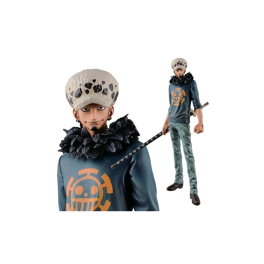 One Piece - Figurine Trafalgar Law Master Stars Piece