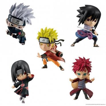 Naruto Shippuden - Pack 5...