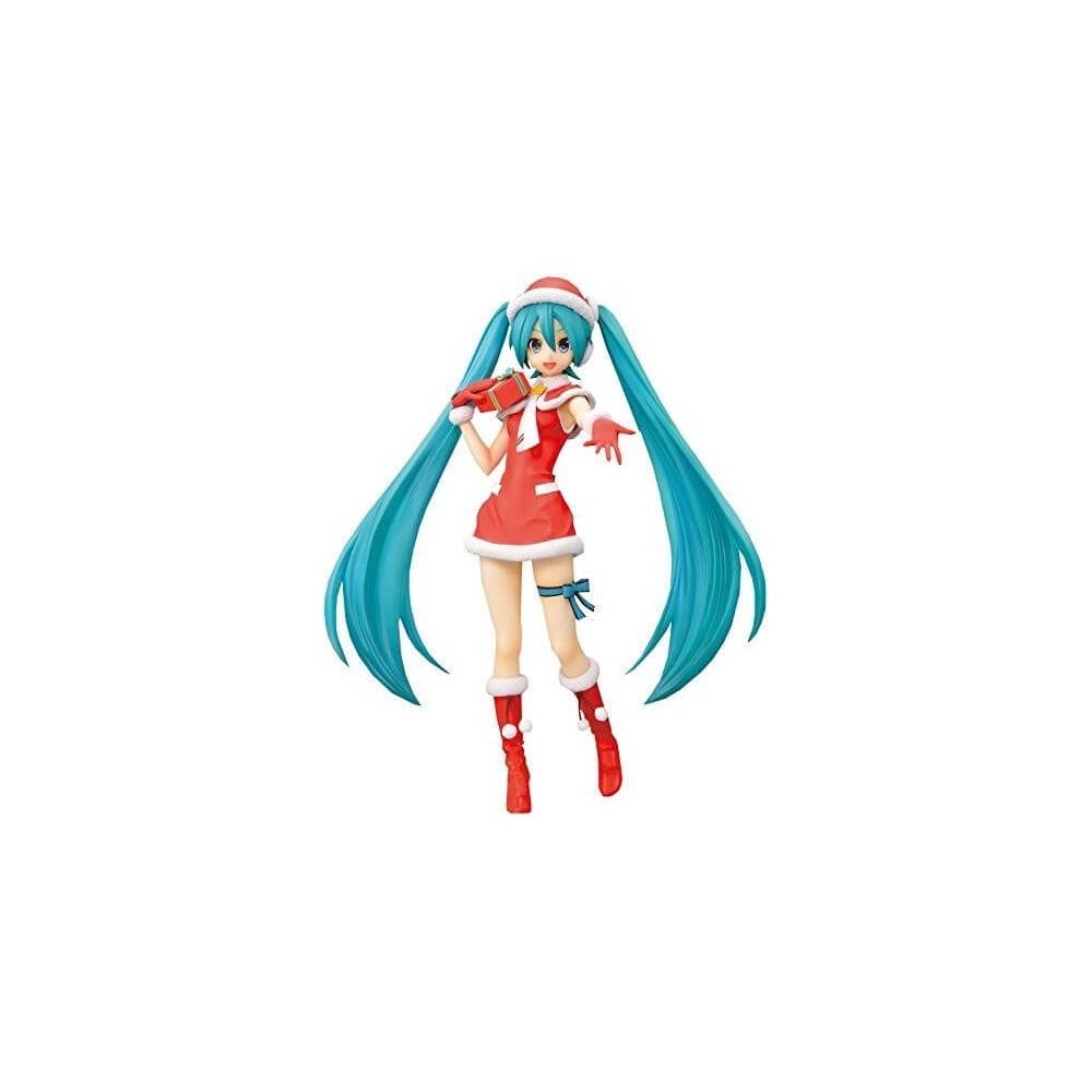 Vocaloid - Figurine Hatsune Miku Project Diva Christmas