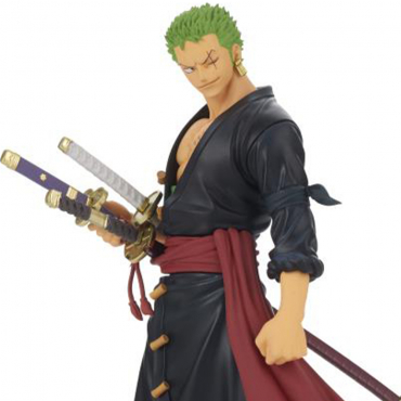 One Piece - Figurine Zoro...