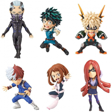 My Hero Academia - Pack 6...