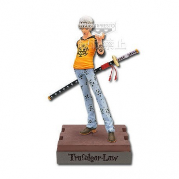 One Piece - Figurine Trafalgar Law Ichiban Kuji Lot A