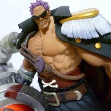 One Piece - Figurine Zetto...