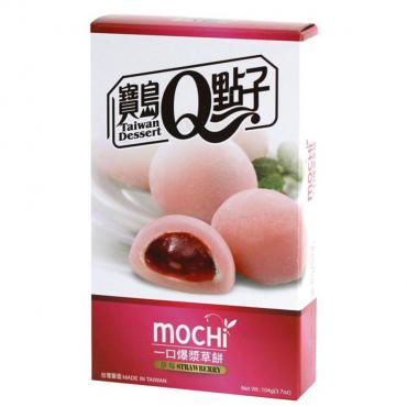 Paquet de Mochi à la Fraise...