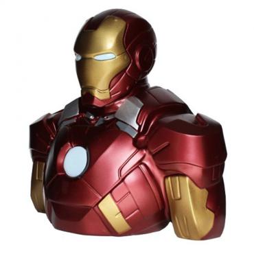 Iron Man - Figurine Buste...