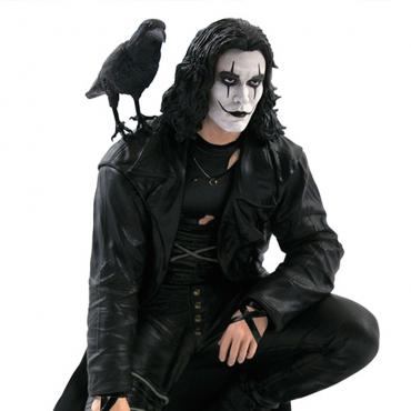The Crow - Figurine Crow...
