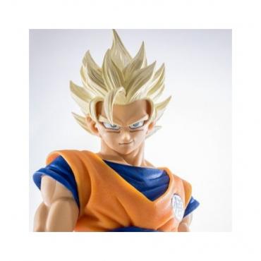 Dragon Ball Z - Figurine Goku SSJ2 Scultures