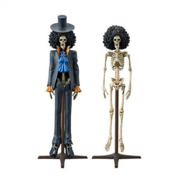 One Piece - Figurine Brook Grandline Treasures Vol.2