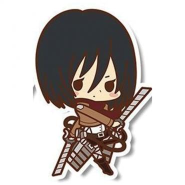 Attack On Titan - Strap Mikasa
