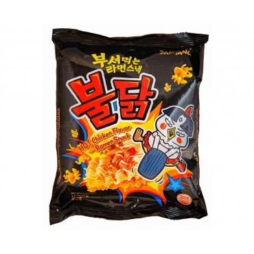 Paquet de Snack Ramen...