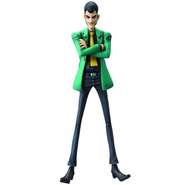Lupin The Third - Figurine Lupin DXF Stylish