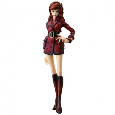 Lupin The Third - Figurine Mine Fujiko DXF Stylish