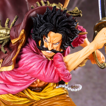 One Piece - Figurine Gol D....