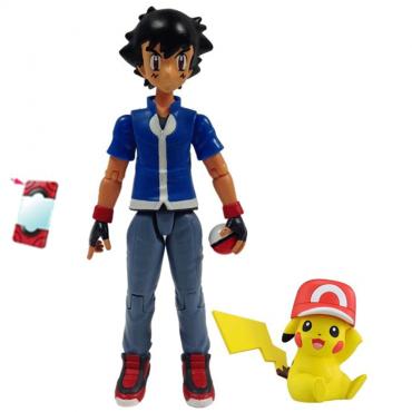 Pokemon - Figurine Sasha Et...