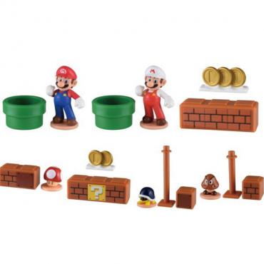 Mario - Pack Mini Figurines...