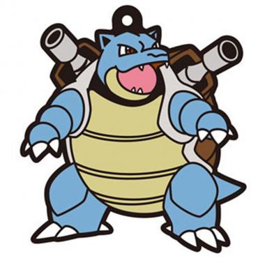 Pokemon - Rubber Mascot...
