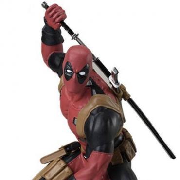Marvel - Figurine Deadpool...