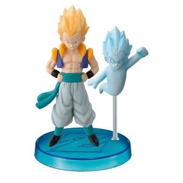 Dragon Ball Z - Figurine Gotrunks SSJ Real Works