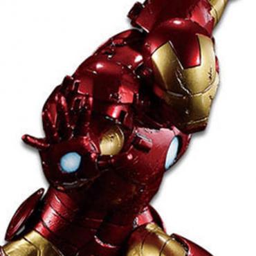 Iron Man - Figurine Gokai...