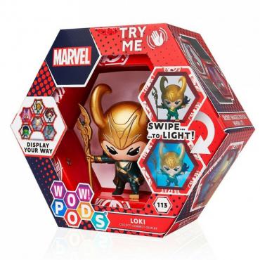 Marvel - Figurine Loki Wow...