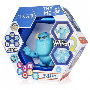 Disney - Figurine Sully Wow...