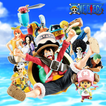 One Piece - Pack Équipage...