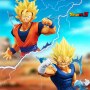 Dragon Ball Z - Pack Goku...