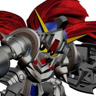 Gundam Goukei Knight -...