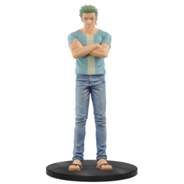 One Piece - Figurine Zoro Jeans Freak