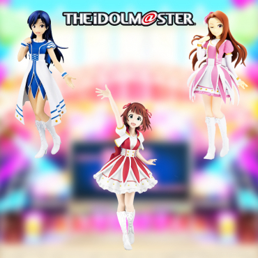 The Idolmaster - Pack De 3...