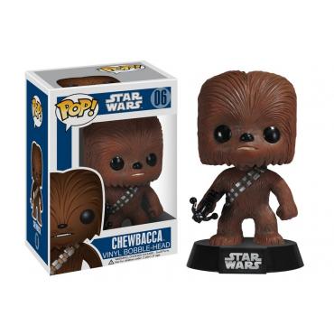 Star Wars - Figurine Chewbacca POP