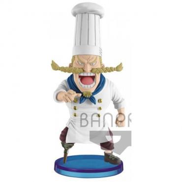 One Piece - Figurine Zeff...