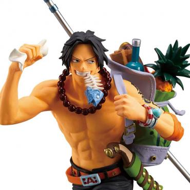 One Piece - Figurine Ace...