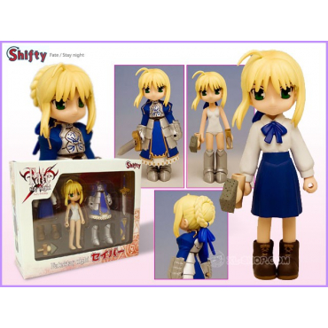 Fate Stay Night - Figurine Saber Shifty