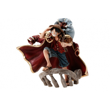 One Piece - Figurine Luffy Scultures