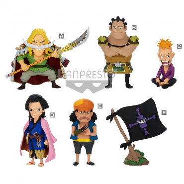 One Piece - Figurine Pack...