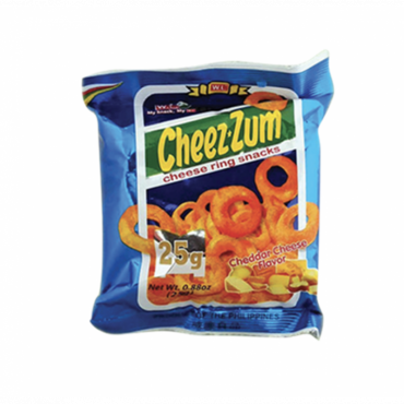 Paquet de Chips Cheez-Zum...