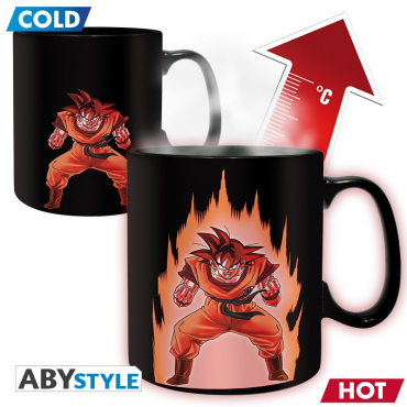Dragon Ball Z - Mug Goku Thermo Reactif