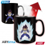 Dragon Ball Z - Mug Vegeta Thermo Reactif